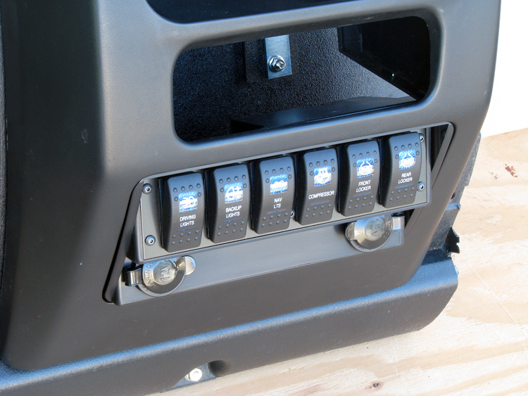 Rocker Switch Options Page 2 Rubicon Owners Forum